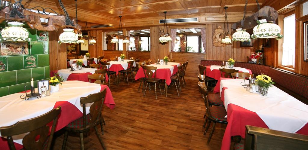 Restaurant Hotel Schone Aussicht