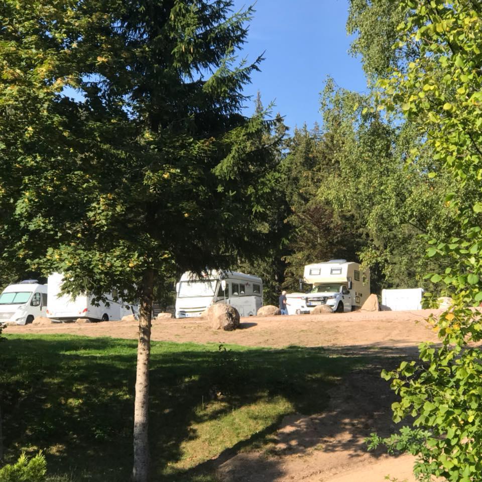 Wohnmobil Stellplatz Hotel Schone Aussicht