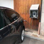 E- Tankstelle